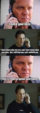 Jack Bauer Meme - 50 best jack bauer vs chuck norris images on pinterest ha ha