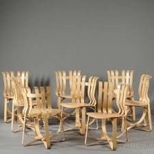Frank Gehry Outdoor Furniture by Search All Lots Skinner Auctioneers