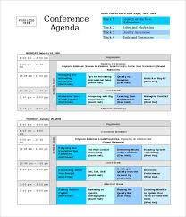 conference program template business plan template