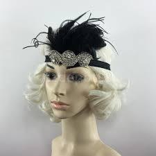 feather headband online get cheap black feather headband aliexpress alibaba
