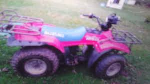 used 1988 suzuki 250 atvs for sale in texas suzuki samurai has