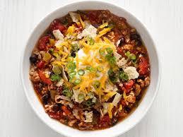 turkey chili recipe food network kitchen food network