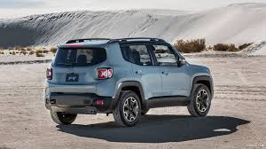 jeep renegade trailhawk lifted 2015 jeep renegade the small class suv balochhal
