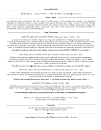 Retail Sales Resume Sample by Department Store Sales Associate Cover Letter