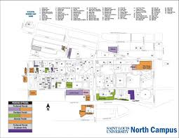 Parking Building Floor Plan Parking Slu Law