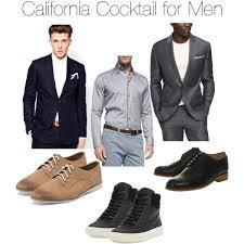 wedding attire mens california cocktail for men wedding guest attire polyvore