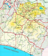 Progreso Mexico Map by Santa Rosa Map