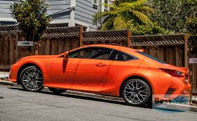 2015 lexus rc 350 f sport review review 2015 lexus rc 350 f sport a glowing performer bestride