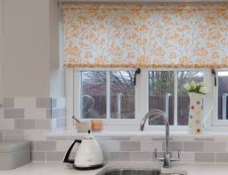 add a splash of colour with a bright blind web blinds