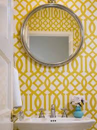 bold pattern wallpaper houzz