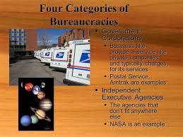 the federal bureaucracy chapter 12 the bureaucrats myths