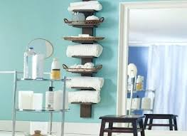 bathroom towel storage ideas bath towel storage ideas techpotter me