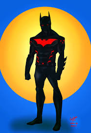 batman beyond cover made for funcool batman beyond drawings