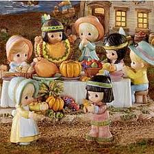 thanksgiving pilgrim figurines precious moments thanksgiving search pilgrims and