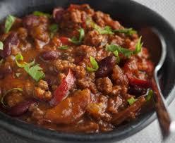 cuisine chilienne recettes chili con carne simple recette de chili con carne simple marmiton
