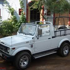 modified gypsy maruti gypsy