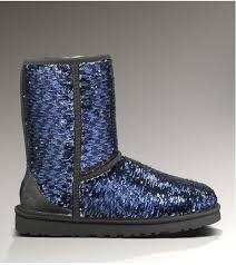 ugg mini sale uk promotion sale uk ugg sparkles 1002978 boots navy gs11 k1851 jpg