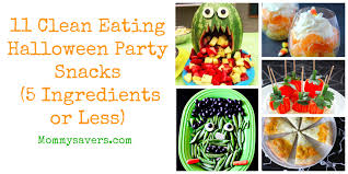 halloween party foods ideas clean eating halloween party snacks mommysavers