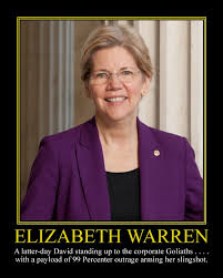 Elizabeth Meme - elizabeth warren motivational poster by davinci41 on deviantart