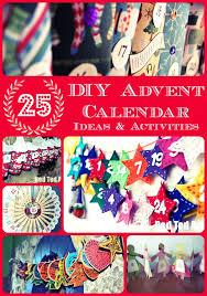 advent calendar ideas advent calendars and activities