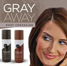 best shoo for gray hair for women gray away root concealer gray away hair dye as seen on tv store