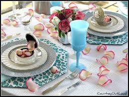 Valentines Day Tablescapes Valentine Courtney Out Loud