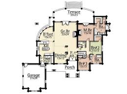 Ranch Style Log Home Floor Plans 233 Best Homes Images On Pinterest Architecture Cottages And