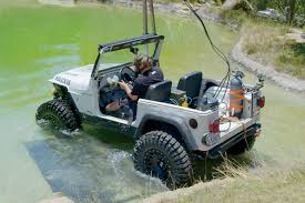 classic jeep modified how to drive a jeep underwater roadkill