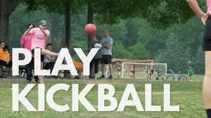 Fxa Flag Football Atlanta Co Ed Kickball Leagues Youtube