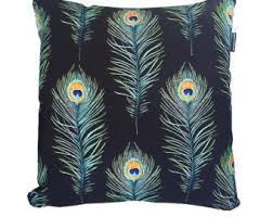 peacock home decor etsy