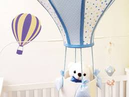 Diy Nursery Decor 6 Diy Baby Room Decor Ideas Make Air Balloon Themed Baby Nursery