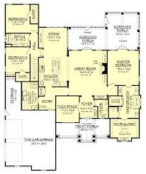 craftsman bungalow floor plans craftsman open floor plans one story modern house home design 1st