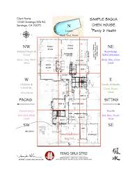 Feng Shui Floor Plans by Ms Feng Shui Bagua The Overlays Onto Floor Plan Of A Home With