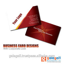 Business Card Design Pricing Graphic Design And Printing Service Business Cards Stationary