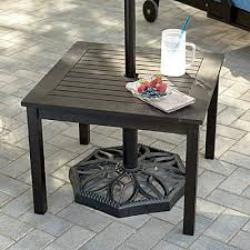 patio table with umbrella hole small patio table with umbrella marvelous small patio table with