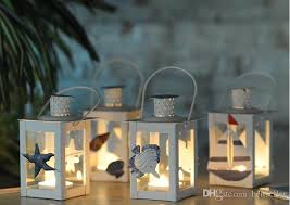 lantern centerpieces for weddings cheap sale white metal candle holders iron lantern wedding