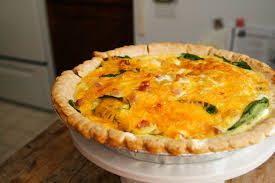 Spinach Quiche With Cottage Cheese by Ham Cheddar And Spinach Quiche Recipe Maine Course