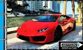 lamborghini rent a car miami car rental rates south miami discount cheap
