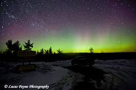 where are the northern lights located minnesota northern lights lucaspaynephotography