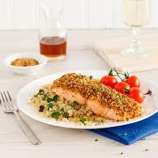cuisine sucré salé saumon sucré salé en croûte d épices recettes cuisine et
