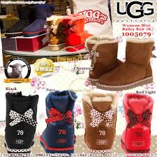ugg mini bailey bow 78 sale importfan rakuten global market work winter in 78 1005079