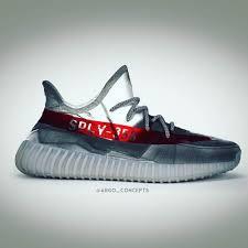 sneaker designer sneaker introducing argo concepts translucent yeezy boost 350