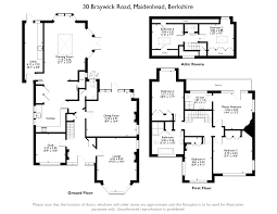 6 bed detached house for sale in braywick road maidenhead