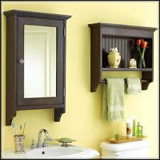 Small Bathroom Wall Shelves Beautiful Diy Bathroom Wall Shelf From Wood And Metal Or Bronze