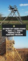 best 25 bow hunting deer ideas on pinterest deer hunting 20 free diy deer stand plans and ideas perfect for hunting season