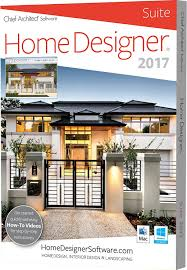 Home Garden Design Programs by Home Designer Suite 2017 Pc Mac Amazon Co Uk Software