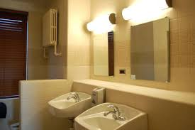 Above Mirror Lighting Bathrooms Lights Above Bathroom Mirror Bathroom Vanity Lighting Fixtures