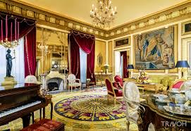 st regis luxury hotel rome italy u2013 royal suite dining room travoh
