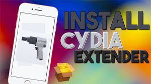 ext3nder automatically install cydia extender and sign yalu