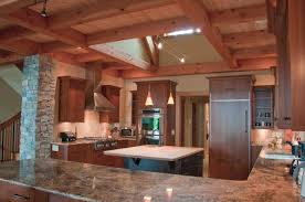 a frame home interiors pacific nw timber frame lodge inspired home greg robinson architect